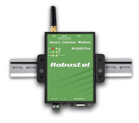 Robustel Technologies - м2м решения в России
